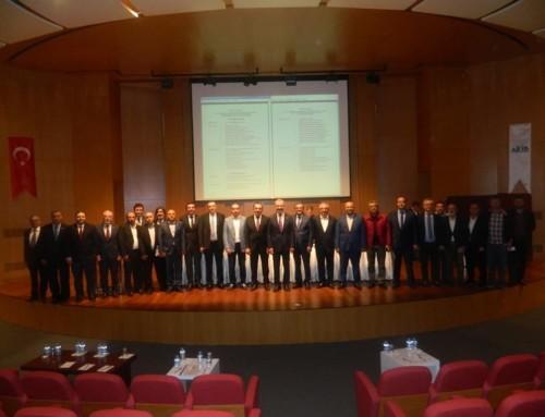 Akdeniz Demir ve Demir Dışı Metaller İhracatçıları Birliği Genel Kurul Toplantısı