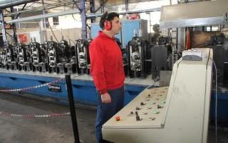 çelik boru imalatcısı