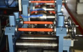demir boru üretimi