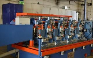 çelik boru üretimi